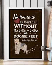 Wire Fox Terrier Feet 11x17 Poster lifestyle-poster-4