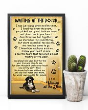 Greater-Swiss-Moun Waiting At The Door Poster 2201 11x17 Poster lifestyle-poster-8