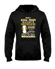 Dog mom and gift Hooded Sweatshirt thumbnail