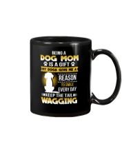 Dog mom and gift Mug thumbnail
