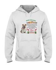 Bulldog love Hooded Sweatshirt thumbnail