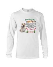 Bulldog love Long Sleeve Tee thumbnail