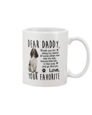 ENGLISH SPRINGER SPANIEL DADDY MUG 1905 Mug thumbnail