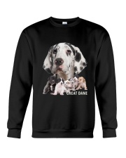 Great Dane Awesome Family 0701 Crewneck Sweatshirt thumbnail