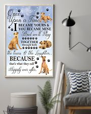 Irish Terrier I Became Yours 1001  11x17 Poster lifestyle-poster-1