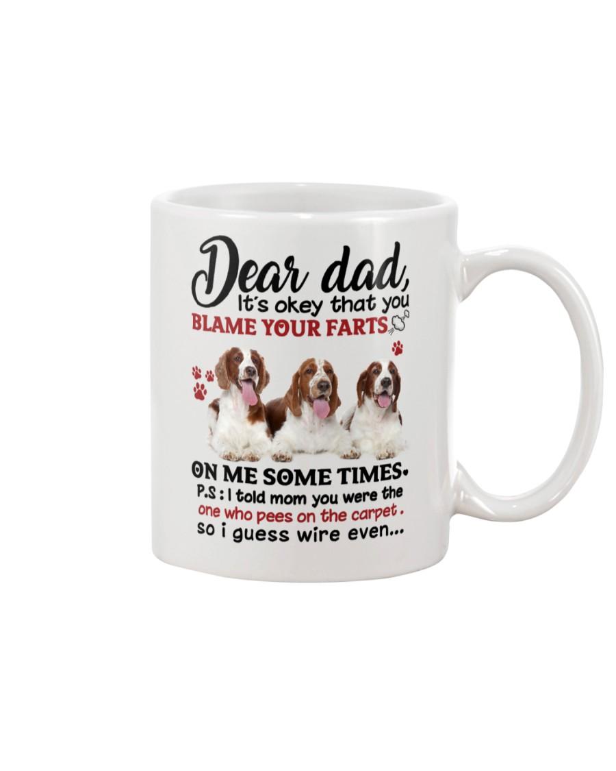 DEAR DAD ENGLISH SPRINGER SPANIEL Mug