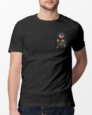 Rottweiler Pocket Classic T-Shirt lifestyle-mens-crewneck-front-13
