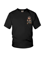 Rottweiler Pocket Youth T-Shirt thumbnail