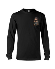Rottweiler Pocket Long Sleeve Tee thumbnail