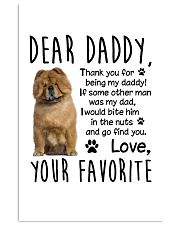 Chow Chow Favorite 11x17 Poster front