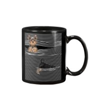 Yorkshire Terrier Striped New Mug thumbnail