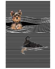 Yorkshire Terrier Striped New 11x17 Poster front