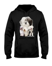 Old English Sheepdog Awesome Family 0701 Hooded Sweatshirt tile