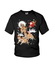 Shiba Inu Reindeers 1609 Youth T-Shirt thumbnail