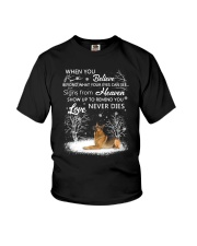German Shepherd Love never dies 2210 Youth T-Shirt thumbnail