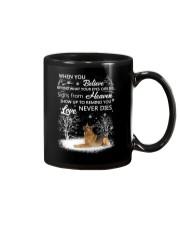 German Shepherd Love never dies 2210 Mug thumbnail