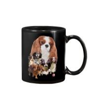 Cavalier King Charles Spaniel Running Mug thumbnail