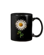 Siberian Husky Daisy Flower  Mug thumbnail