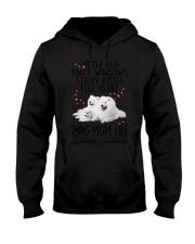 Samoyed Mom Life 1707 Hooded Sweatshirt thumbnail