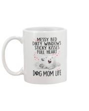 Samoyed Mom Life 1707 Mug back