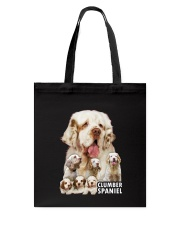 Clumber Spaniel Awesome Family 0701 Tote Bag thumbnail