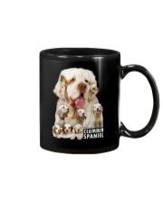 Clumber Spaniel Awesome Family 0701 Mug thumbnail
