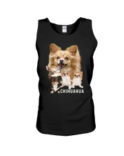 Chihuahua Awesome Family 0501 Unisex Tank thumbnail