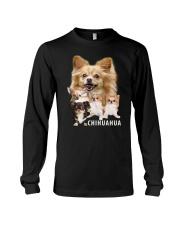 Chihuahua Awesome Family 0501 Long Sleeve Tee thumbnail