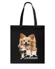 Chihuahua Awesome Family 0501 Tote Bag thumbnail