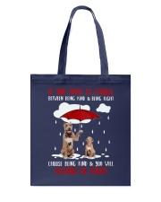 Be Kind American Pit Bull Terrier Tote Bag thumbnail