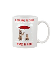 Be Kind American Pit Bull Terrier Mug thumbnail