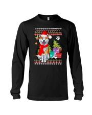 Akita Christmas 0210 Long Sleeve Tee thumbnail