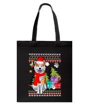 Akita Christmas 0210 Tote Bag thumbnail