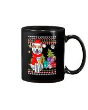 Akita Christmas 0210 Mug thumbnail