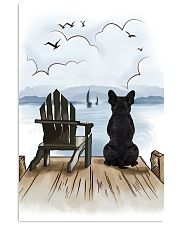 French Bulldog Waiting 11x17 Poster front