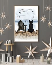 French Bulldog Waiting 11x17 Poster lifestyle-holiday-poster-1