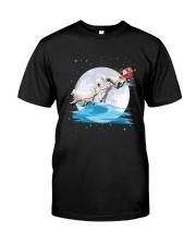 Samoyed Santa - 1011 Classic T-Shirt thumbnail
