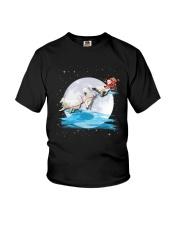 Samoyed Santa - 1011 Youth T-Shirt thumbnail