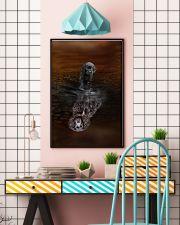 Boykin Spaniel Believe 11x17 Poster lifestyle-poster-6