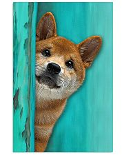 Shiba Inu Gorgeous 11x17 Poster front