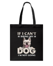 Bring my French Bulldog Tote Bag thumbnail