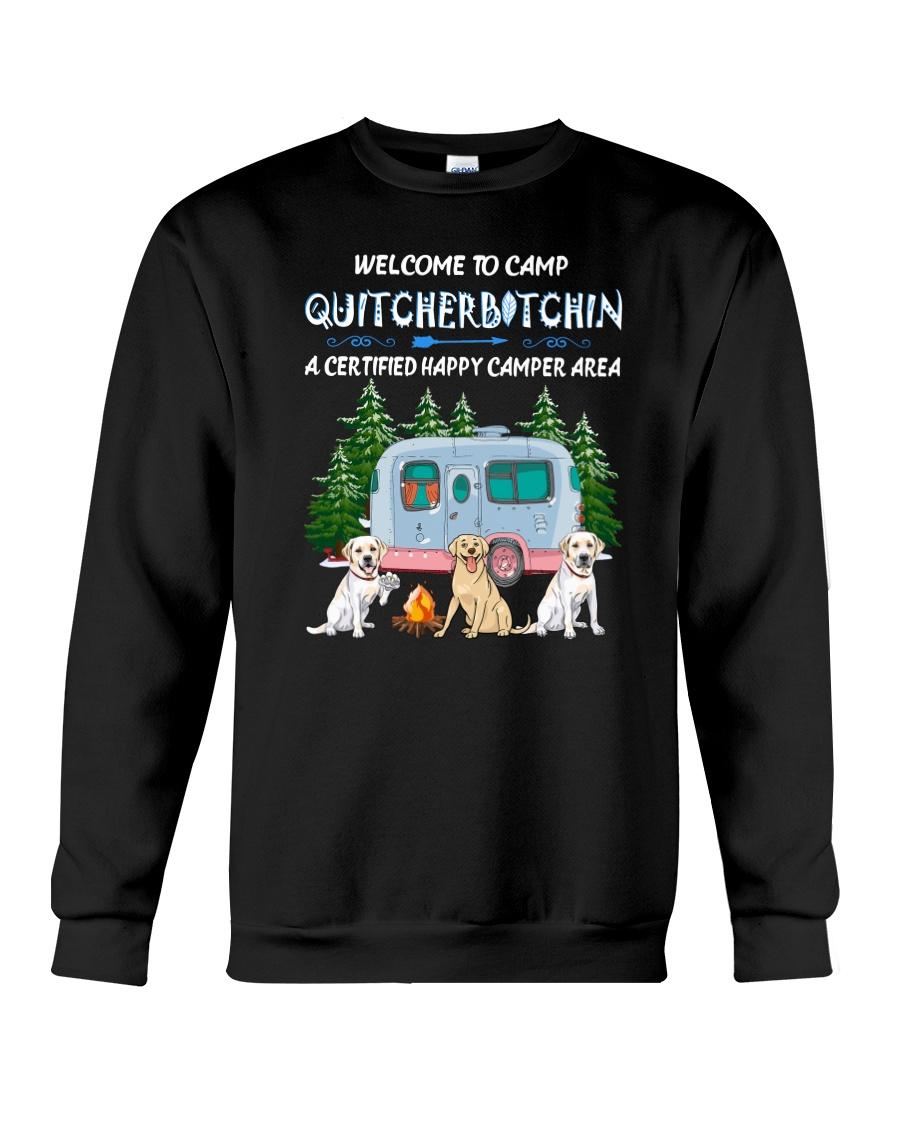 Labrador Camping 0910 Crewneck Sweatshirt