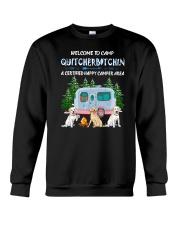 Labrador Camping 0910 Crewneck Sweatshirt front