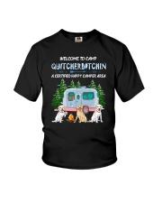 Labrador Camping 0910 Youth T-Shirt thumbnail
