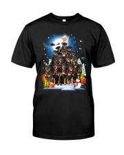 Rottweiler Pine 190918 Classic T-Shirt thumbnail