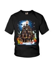 Rottweiler Pine 190918 Youth T-Shirt thumbnail
