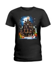 Rottweiler Pine 190918 Ladies T-Shirt thumbnail