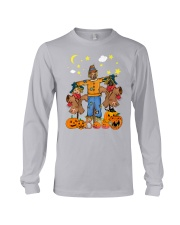 Dachshund Dummy Long Sleeve Tee thumbnail