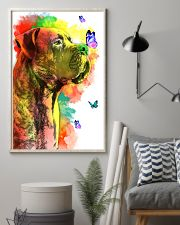 Cane-Corso Colorful Poster 0102  11x17 Poster lifestyle-poster-1