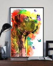 Cane-Corso Colorful Poster 0102  11x17 Poster lifestyle-poster-2